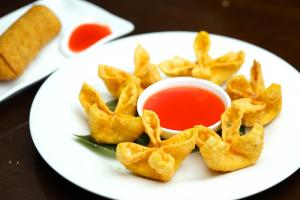 Crab+Rangoon